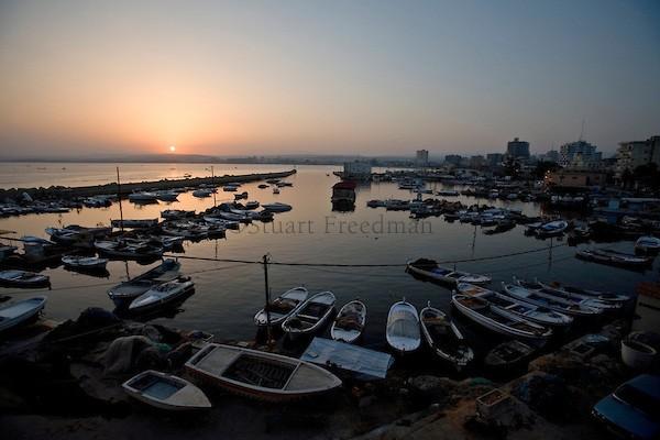 Tyre Harbour