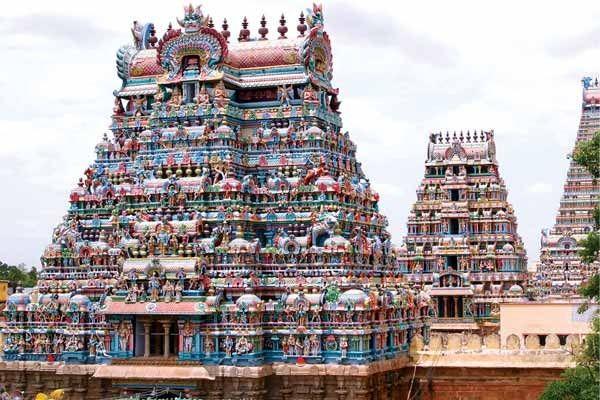 Aarupadaiveedu Temple