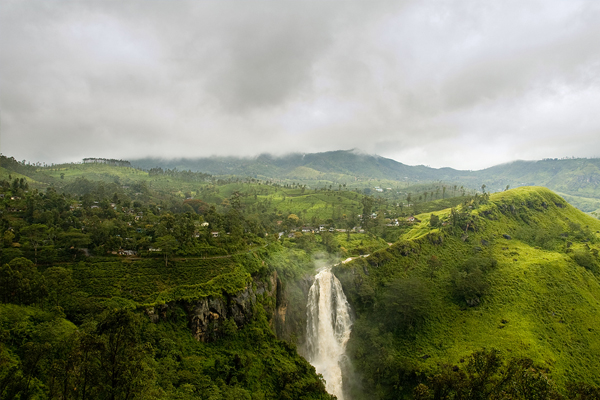 Arvalam Waterfalls
