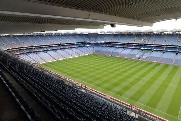 5/9/2012 Croke Park. Pictured is Croke Park, 'GAA Headquarters', in Dublin. Photo Mark Stedman/Photocall Ireland