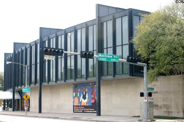 Houston Holocaust Museum
