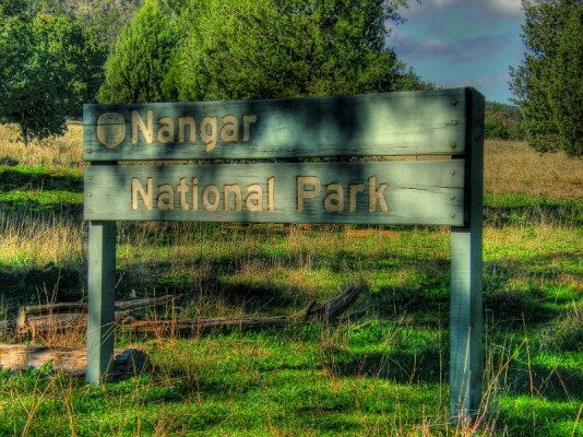 Nangar National Park
