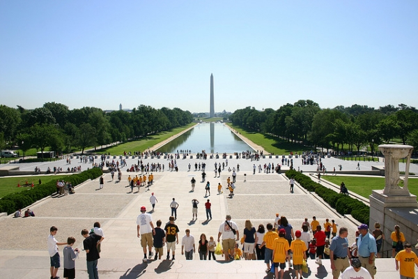 Top 10 places to visit in washington dc the gypsy 39 s passport for Best warm places to visit in november