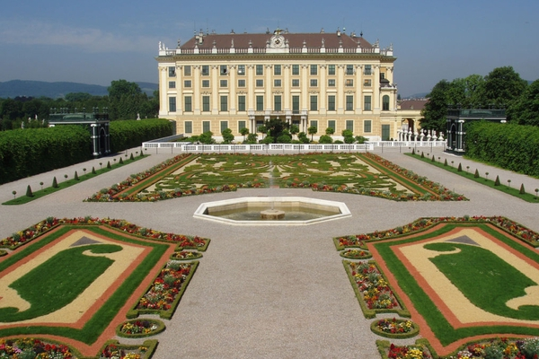 Picture of Schonbrunn Palace