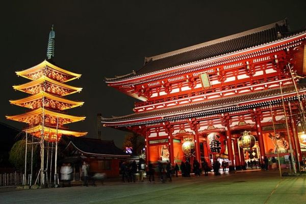 Sensoji Shrine