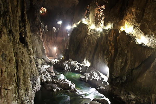 UNESCO World Heritage Skocjan Caves