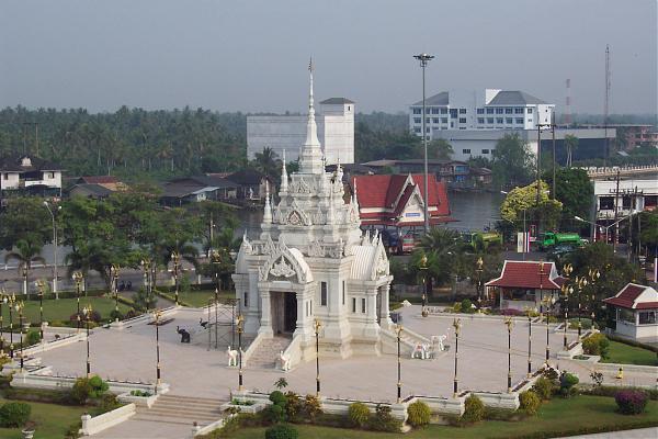 The City Pillar Shrine