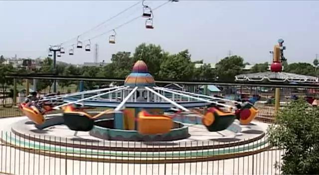 Aladdin Park in Karachi