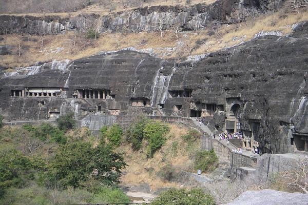 Ajanta and Ellora Caves
