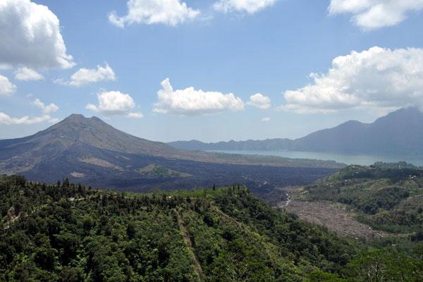 Kintamani Volcano Mount Batur