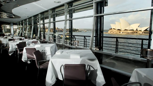 Image gallery quay sydney for Australian cuisine restaurants sydney