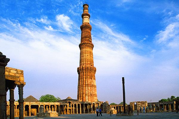 Architectural Design Of Qutub Minar